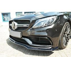 Mercedes C63 AMG Kombi W205 - Frontläpp v1
