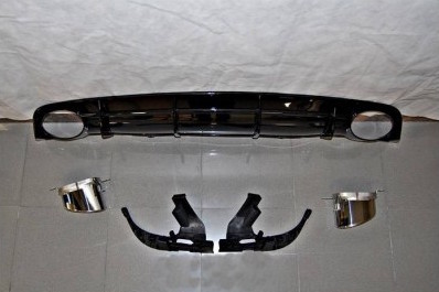 A6 - RS6 C7.5 diffuser till A6 C7.5 Avant (S-line)