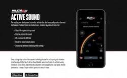 """A7 - Miltek """"active sound"""""""