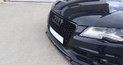 A7 - En snygg splitter/stylingdel höjer bilens utseende.