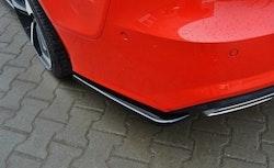 A7 - Bakre sido splitters AUDI A7 S-LINE (FACELIFT)