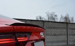 A7 - Vinge/läpp tillägg AUDI A7 S-LINE (FACELIFT)