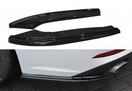 A5 2016 - Bakre sidosplitters - Audi A5 B9 Sportback S-line