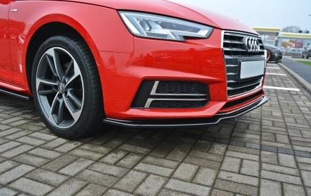 A4 - Frontläpp - Audi A4 B9 S-line