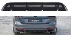 PASSAT - Bakre diffuser tillägg - VW Passat B8 R-line