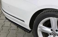 Passat - Bakre sidosplitters - VW Passat B7 R-line