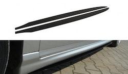 PASSAT - RACING Sidokjolar diffusers VW PASSAT B6/B7 R-LINE