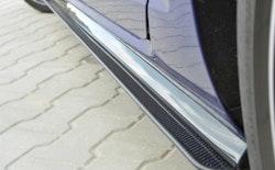 GOLF - VW Golf MK7 R (facelift) carbon sidokjolar