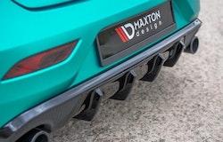 V40 - Bakre diffuser splitter - Volvo V40 R-design (2012-2019)