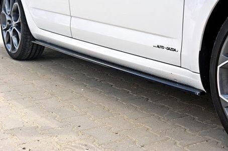 OCTAVIA - Sidokjolar diffusers SKODA OCTAVIA III RS Facelift