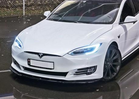 TESLA - Frontläpp - Tesla Model S Facelift