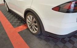 TESLA - Bakre sidosplitters v.1 - Tesla Model X