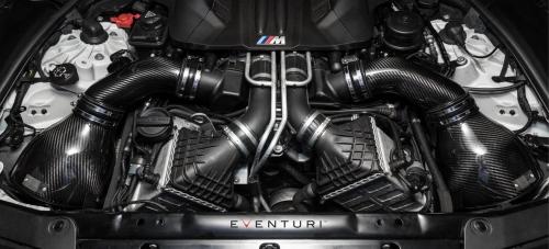 BMW F10 M5 – FULL BLACK CARBON INTAKE
