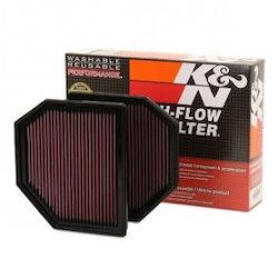 M3/M4/M5/M6 - K&N Filters Luftfilter - 2011 ---> 2018