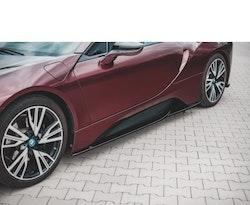 i8 - Sidokjol diffusers - BMW i8