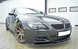 M6 - Frontläpp- BMW M6 E63