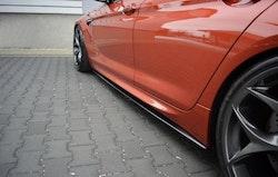 M6 - Sidokjol diffuser - BMW M6 F06 Gran Coupé