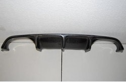 M4 - Bakre diffuser BMW F82 M4 Kolfiber