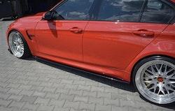 M3 - Sidokjol diffuser - BMW M3 F80