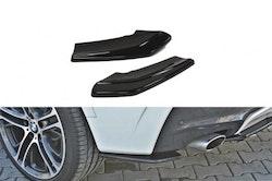 X4 - Bakre sido splitters BMW X4 M-PACK
