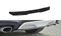 X4 - Diffuser splitter BMW X4 M-PACK