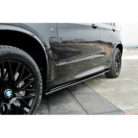 X5 - Sidokjol splitter - BMW X5 F15 M50d