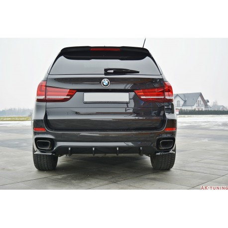 X5 - Bakre diffuser splitter - BMW X5 F15 M50d