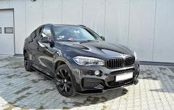 X6 - Frontläpp - BMW X6 F16 M- paket