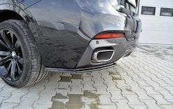 X6 - Bakre sidosplitters - BMW X6 F16 M-paket