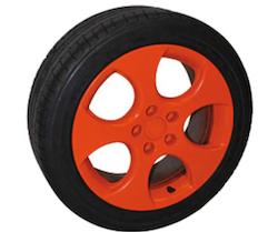 Foliatec -  Sprayfärg Orange Meta