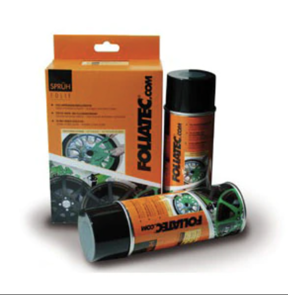 Foliatec - Spray färg Antracitgrå