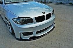 FRÄMRE SPLITTER BMW 1 E87 M-DESIGN