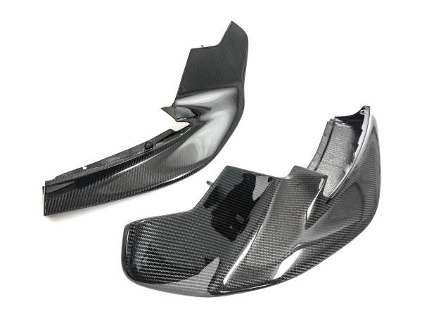 570S 3.8L - CARBON FRONT SIDODELARE