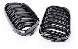 1-serie  - Blanksvarta njurar BMW F20/F21