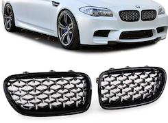 5 serie - Blanksvarta njurar BMW F10/F11