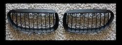 6 serie - Svarta Njurar BMW