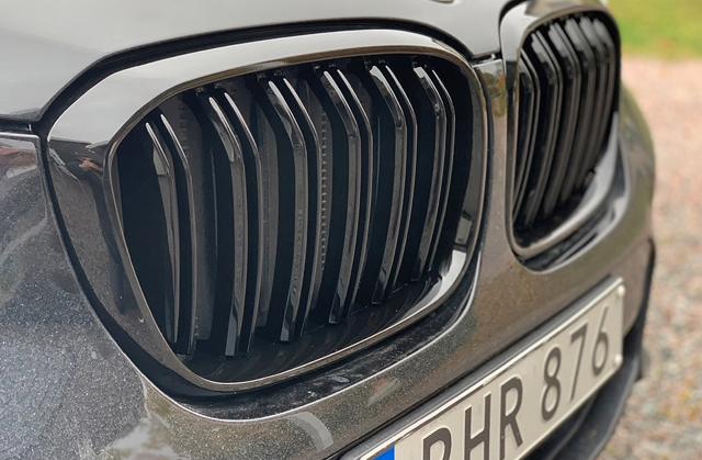 X3/X4 serie - BMW X3/X4 Blanksvarta Njurar