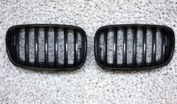 X5 / X6 serie - Kolfibernjurar BMW X5 / X6