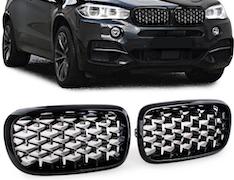 X5/X6 serie - Blanksvarta njurar BMW X5/X6 F15/F16