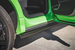 AUDI RSQ3 - SIDE SKIRTS DIFFUSERS