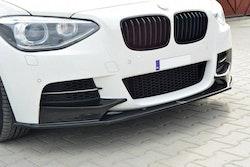 BMW 1 F20 / F21 M-POWER FRÄMRE SPLITTER
