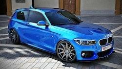 1 serie - BMW 1 F20 / F21 M-POWER (FACELIFT) - SIDOKJOL DIFFUSERAR