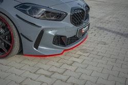 BMW 1 F40 M-PACK / M135I - FRONTLÄPP  V.4