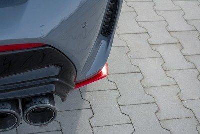 BMW 1 F40 M-PACK - DELAR PÅ BAKSIDAN V.2