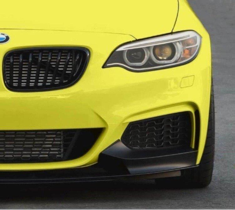BMW 2 F22 / F23 MED M-PAKET - FRONTLÄPP SPORT-PERFORMANCE