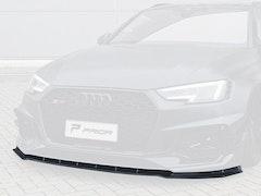 RS4 2018+ - främre spoilerläpp