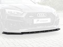 Audi RS5 F5 2017+ - främre spoilerläpp