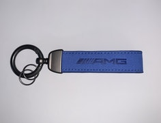 MERCEDES BENZ - AMG - Nyckelring blå