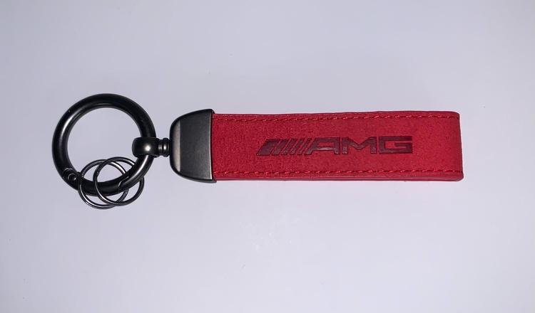MERCEDES BENZ - AMG - nyckelring (röd)