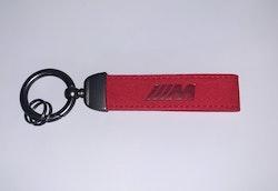 BMW - M - Nyckelring (röd)